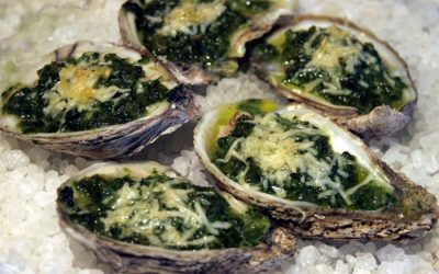 Formas de preparar y presentar las ostras
